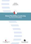 Global Nonkilling Leadership First Forum Proceedings